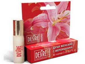 Духи женские Desire Pheromone с феромонами, 5 мл, mini-blister, №2