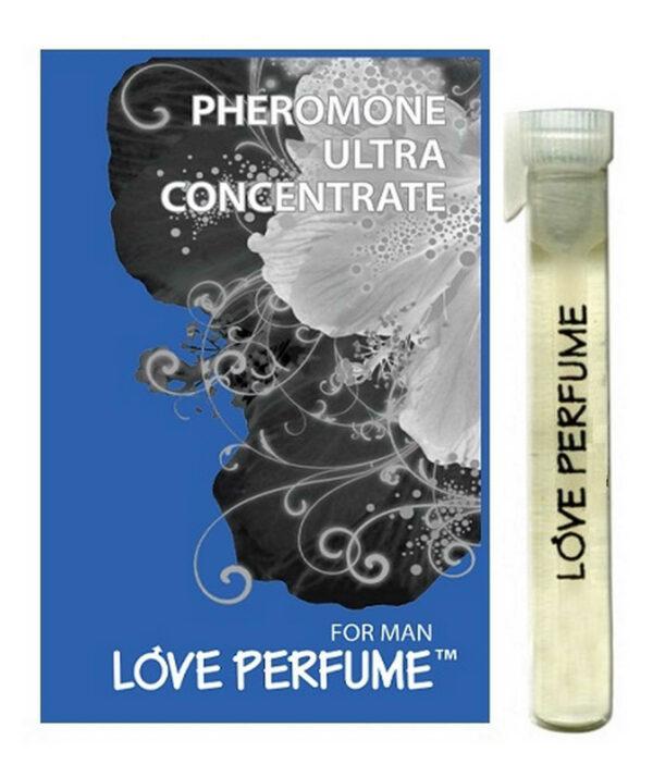 Тестер концентрата феромонов для мужчин LOVE PERFUME