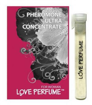 Тестер концентрата феромонов для женщин LOVE PERFUME