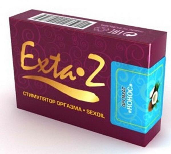 «Exta-Z» Стимулятор оргазма (кокос)